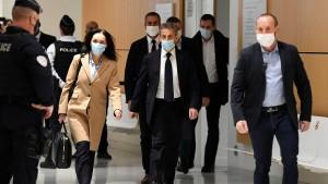 Prozess gegen Frankreichs Ex-Präsident Sarkozy beginnt