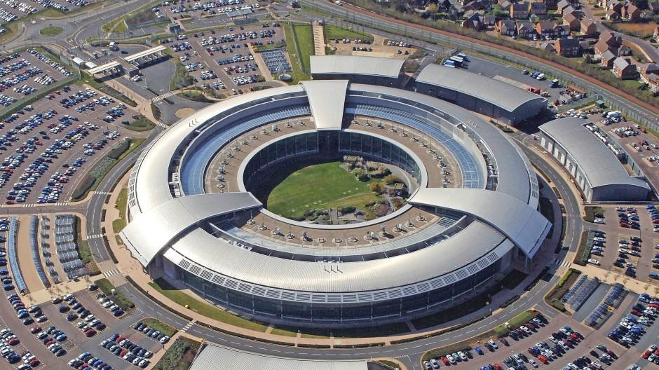 Spionagering: GCHQ im englischen Cheltenham