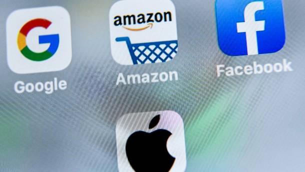 Amerika will nicht mehr über die Digitalsteuer sprechen
