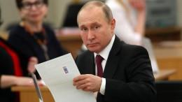 Russland wählt