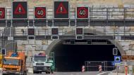Europas Tunnel werden sicherer