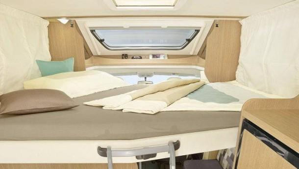 das wohnmobil sunlight t65 im test. Black Bedroom Furniture Sets. Home Design Ideas