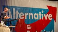 Bernd Lucke in Bayern: Die AfD finanziert sich auch über Goldhandel.