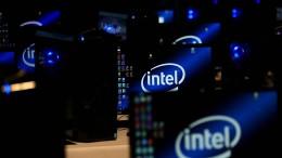 Intel übertrifft Umsatzerwartungen