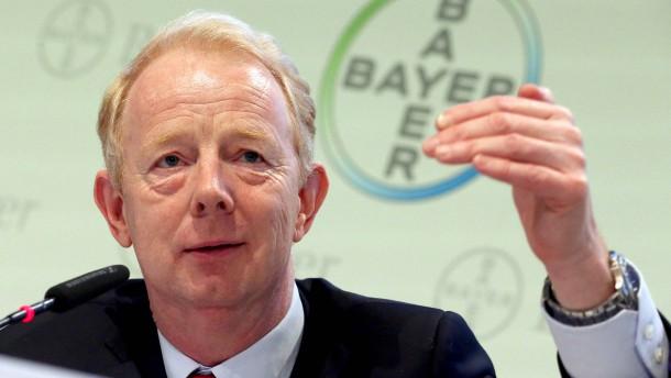 Bayers neues Unternehmen sucht einen Namen