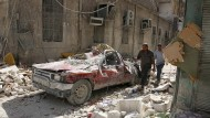 Russische Armee kündigt Waffenruhe für Aleppo an