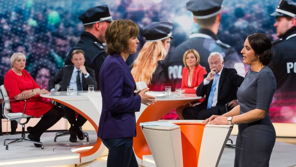 Tausche fünf Politiker gegen eine Polizistin