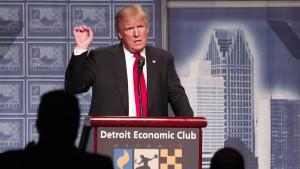 Trump muss seine Steuerpläne entschärfen