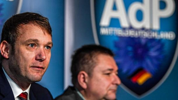 Poggenburgs AdP will Nichtwähler für sich gewinnnen