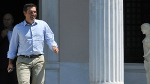 Tsipras' taktischer Rückzug
