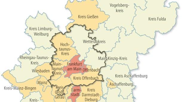 gro raum frankfurt rhein main metropolregion w chst wie wenige andere rhein main faz. Black Bedroom Furniture Sets. Home Design Ideas