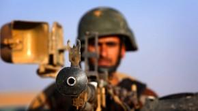Kurdische Peschmerga-Kämpfer sollen deutsche Waffen erhalten