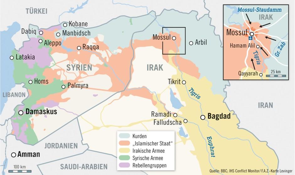 Syrien Irak Karte.Bilderstrecke Zu Die Türkei Spielt Im Irak Kurden Gegeneinander Aus