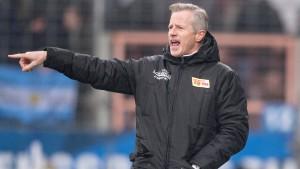 Union Berlin trennt sich von Trainer Keller