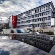 Die Zentrale des Kreisverbandes der Arbeiterwohlfahrt in Frankfurt