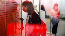Holpriger Start für Corona-Tests am Flughafen Tegel