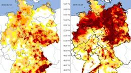 Die nächste Dürre ist nicht mehr weit entfernt