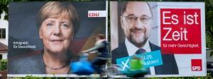 CDU oder SPD? Oder doch eine ganz andere Partei? Viele Wähler sind immer noch unentschlossen.