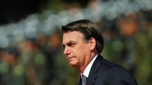 Gouverneure geben Präsident Bolsonaro Kontra