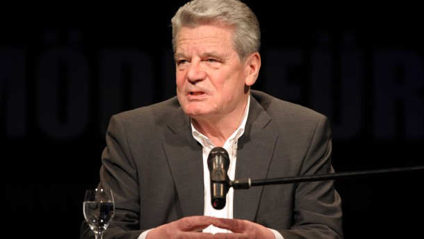 Gauck muss sich nicht entschuldigen