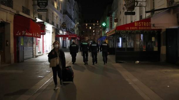 In Frankreich wird Corona zum sozialen Sprengstoff