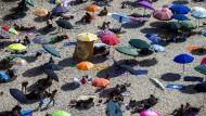 Delta auf dem Vormarsch: Zahlen in Italien steigen deutlich, China riegelt Nanjing ab