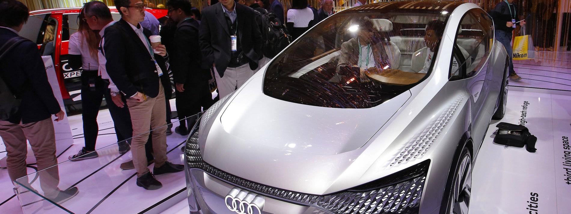 Wie Audi Jagd auf Tesla machen will