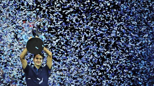 Federers erfolgreiches Jubiläum