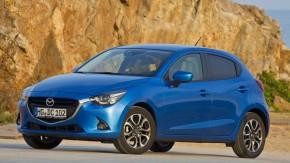 Mazda 2 Sports-Line G 115: Ohne Speckröllchen und Schmerbauch