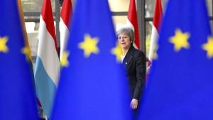 EU zeigt May die kalte Schulter