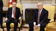 Kein voller Schulterschluss zwischen Trump und Erdogan
