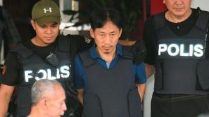 Verdächtiger Nordkoreaner freigelassen