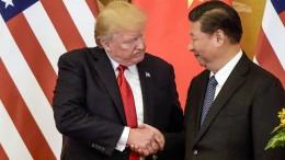 Was Sie über das Trump-Xi-Treffen wissen müssen