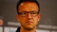 Anstrengende Sommerpause: Fredi Bobic, Vorstand Sport der Frankfurter Eintracht, muss bis zum Saisonstart einen Nachfolger für den nach München gehenden Niko Kovac finden.