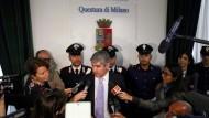 Italienische Polizei nimmt mutmaßlichen Attentäter fest