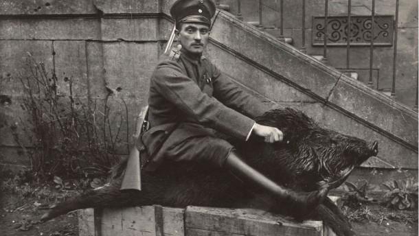 Erster Weltkrieg: Als die Welt unterging - Der Erste