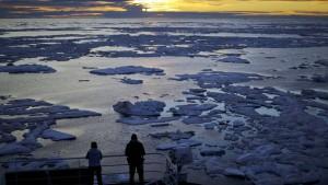 """""""Die Arktis wird eisfrei sein"""""""