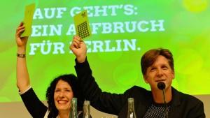 Weg frei für rot-rot-grüne Koalitionsverhandlungen