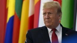 Bei IS-Rückkehrern misst Trump mit zweierlei Maß