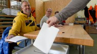Landtagswahl in Schleswig-Holstein beginnt
