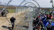 Furcht vor einer weiteren Flüchtlingswelle