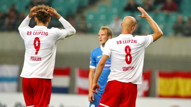 RB Leipzig verpasst Platz zwei