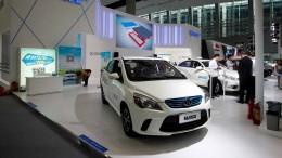 Noch mehr Chinesen greifen nun nach Daimler