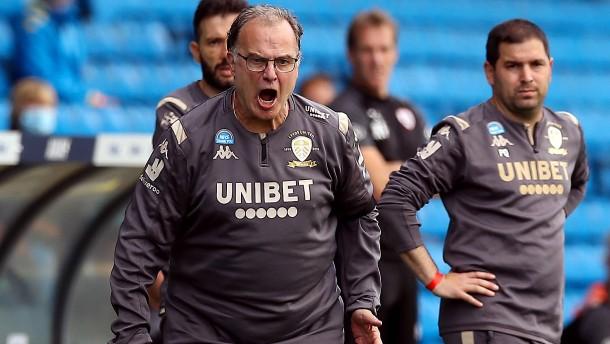 Der verrückte Professor von Leeds United
