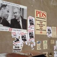 Auf den Müllhaufen der Geschichte? Plakate zur Wahl der Volkskammer der DDR 1990 in Ost-Berlin