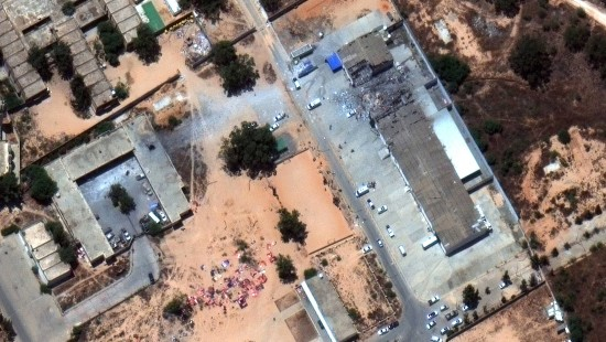 Amerika verhindert UN-Verurteilung von Libyen-Angriff
