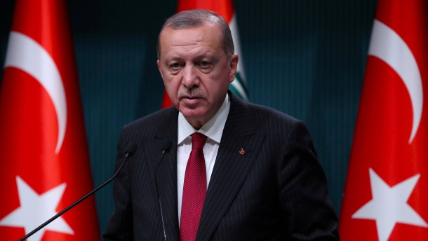 """Türkei wirft Amerika """"Wirtschaftskrieg"""" vor"""