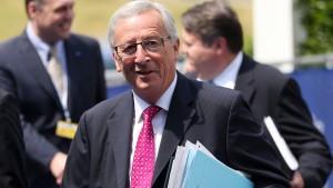 Juncker als Kommissionspräsident nominiert