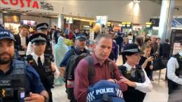 Flughafen London Heathrow verhindert Angriff
