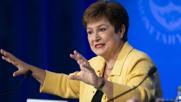 IWF-Chefin Georgiewa darf im Amt bleiben